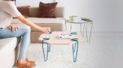 Innovative Snap System For Making Furniture Yourself
