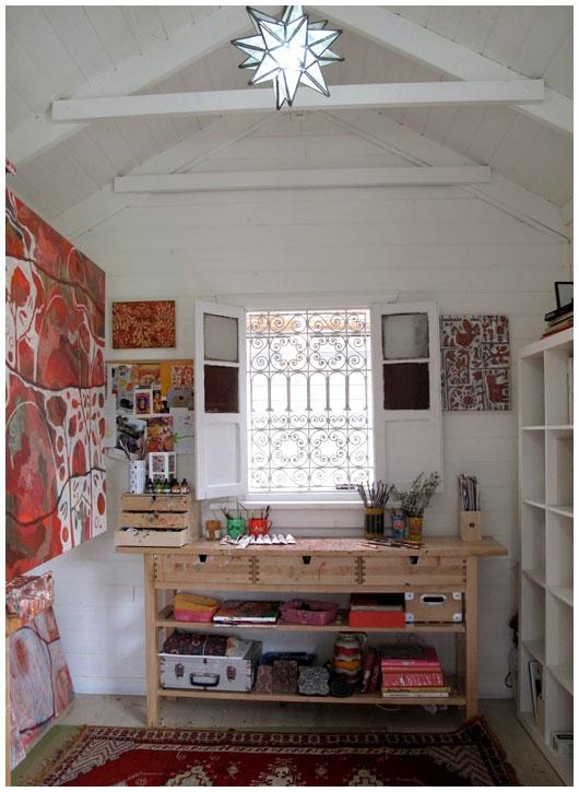 40 Inspiring Artist Home Studio Designs Digsdigs
