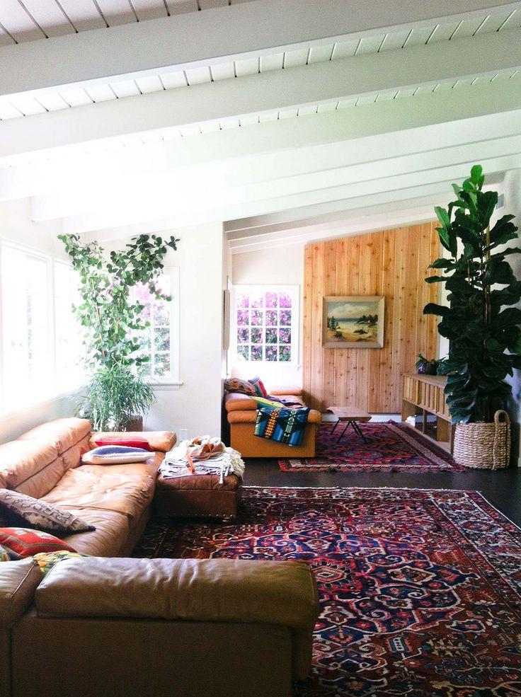 51 Inspiring Bohemian Living Room Designs   DigsDigs on Room Decor Photos  id=30648