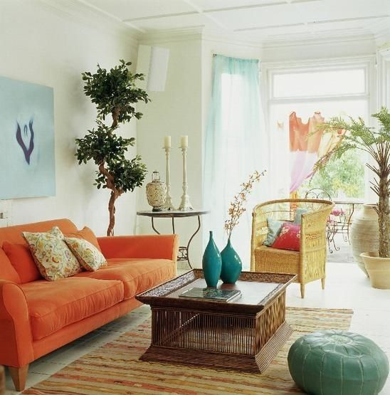 Gallery For gt Bohemian Modern Living Room