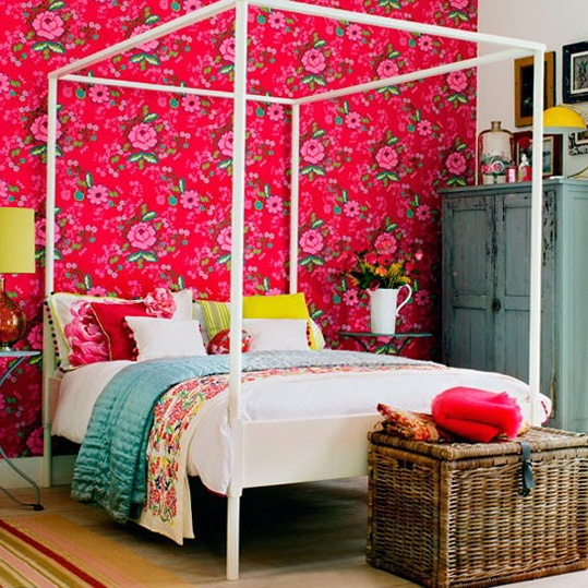 Colorful Bedrooms colorful bedrooms archives - digsdigs
