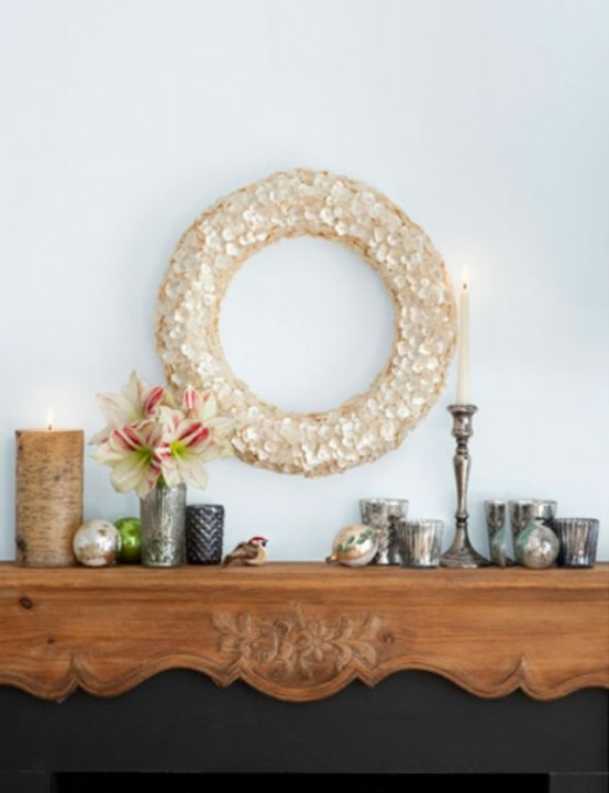 Inspiring Mantelpiece Decoration Ideas