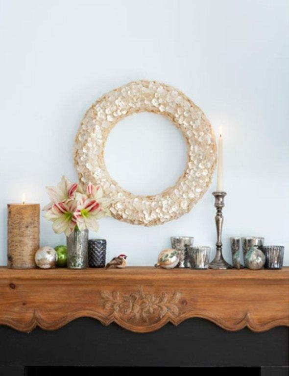 Inspiring Mantelpiece Decoration Ideas