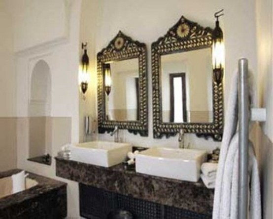 Eastern Luxury 48 Inspiring Moroccan Bathroom Design Ideas