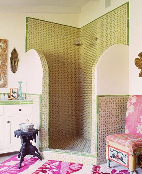 61 Inspiring Moroccan Bathroom Design Ideas Digsdigs