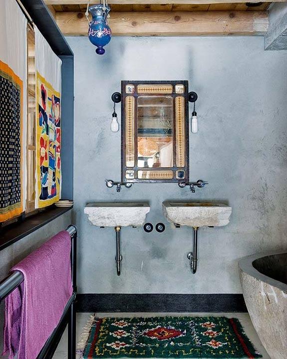 Inspiring Moroccan Bathrooms