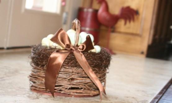 Inspiring Rustic Easter Decor Ideas