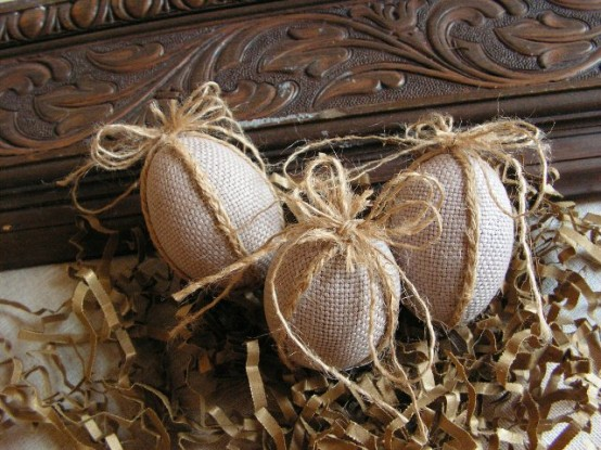 Inspiring Rustic Easter Decor Ideas