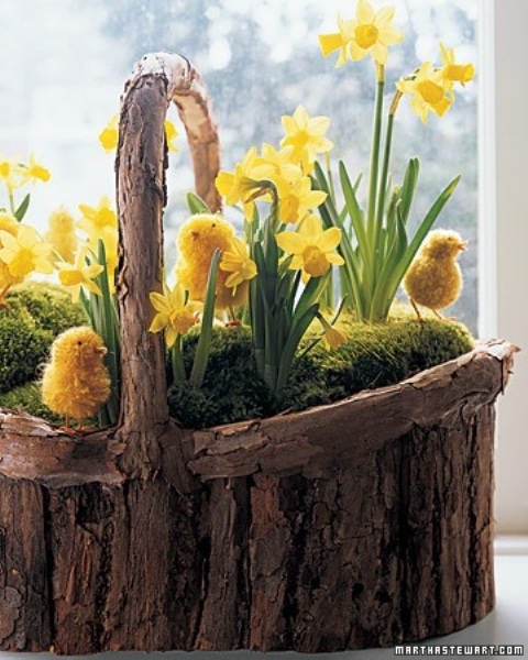 Inspiring rustic easter décor ideas digsdigs