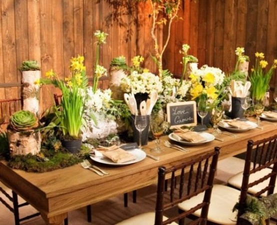 Http://celebrationsathomeblog.com/2010/03/woodsy Spring Table.html