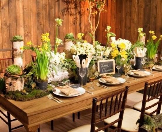 Http://celebrationsathomeblog.com/2010/03/woodsy Spring Table.html