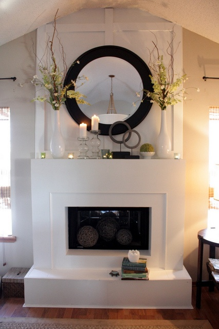 62 Inspiring And Fresh Spring Mantels Digsdigs