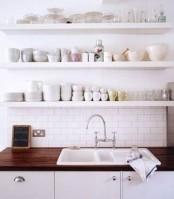 Inspiring White Kitchen Designs