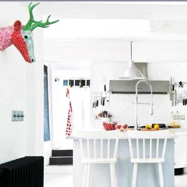Kitchen Design Jamaica: 39 Inspiring White Kitchen Design Ideas
