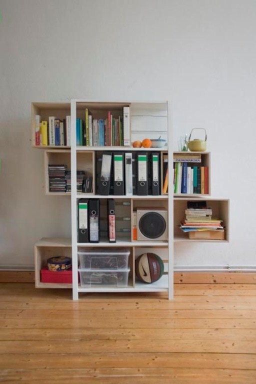 Interactive Cabinet That Changes According To Your Needs
