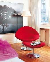Interior Decorating With Red