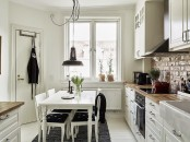 Inviting And Cozy Light Filled Scandinavian Apartment