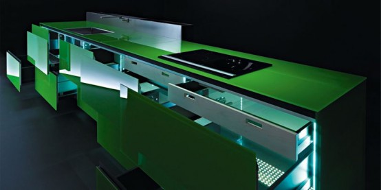 Invitrum Recyclable Kitchen