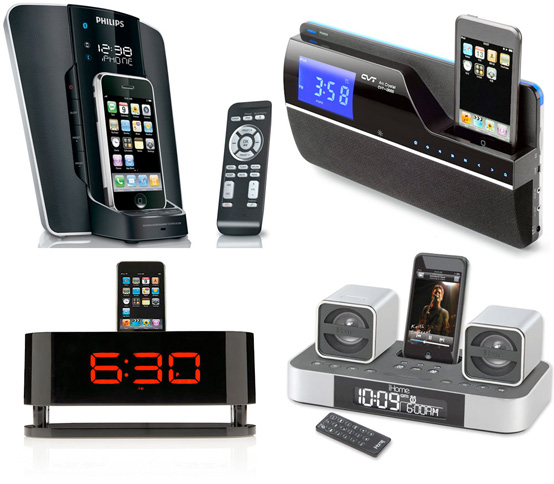 Iphone Alarm Clock Docks
