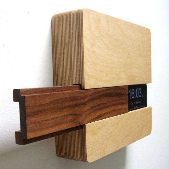 Iphone Charging Station And Comfortable Shelf In One