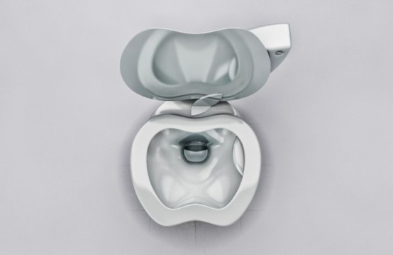 Ipoo Toilet For Ipod And Iphone Fans