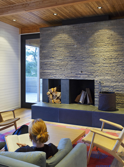 Island Cottage Nested In Washed Granite By Superkul