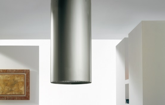Oval Island Range Hood – Itaca Isola from Airone