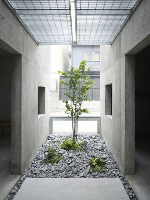 japanese-inspired-courtyard-ideas-10 Inside Garden House Designs on inside house greenhouse, simple house garden design, inside modern house design, japanese home design, inside house painting design, front of house garden design,