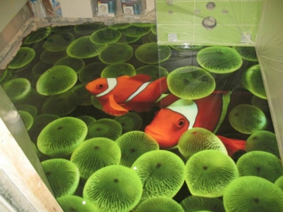 Jaw Dropping And Super Realistic 3d Epoxy Flooring