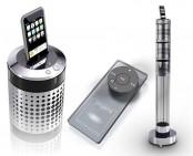 Jean-Michel Jarre iPod speakers