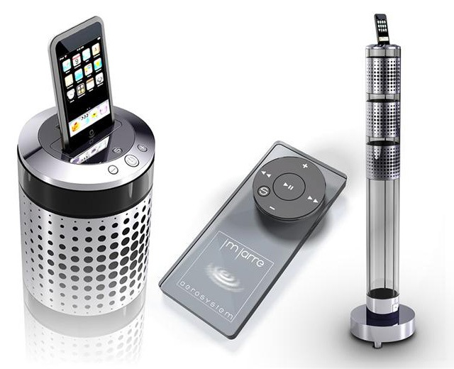 15 best designed ipod iphone docks digsdigs. Black Bedroom Furniture Sets. Home Design Ideas
