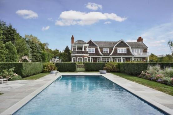 Jlos Elegant Mansion In The Hamptons