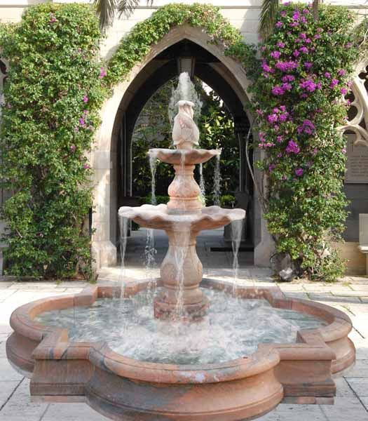 Garden Design Japanese Water Fountain In Mall With Chic: 29 Joyful And Beautiful Backyard And Garden Fountains To