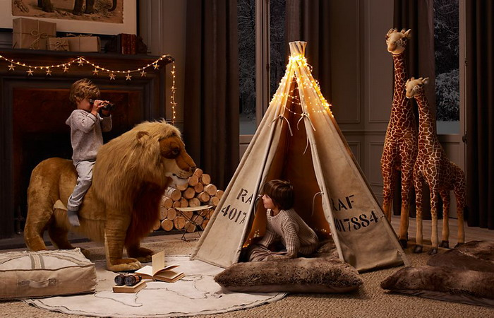 choose for a jungle inspired kids room how to decorate walls there and ...