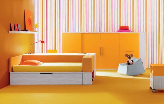 17 Cool Junior Room Design Ideas