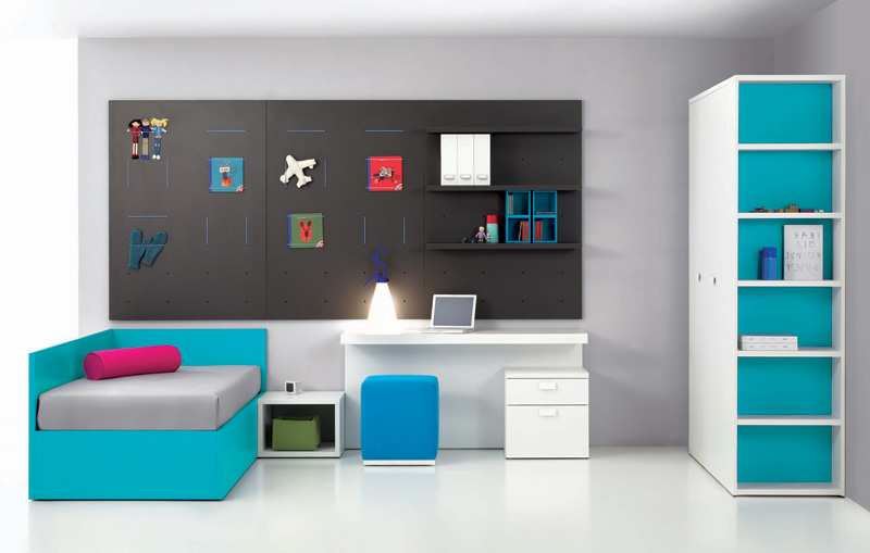 17 cool junior room design ideas digsdigs for Room interior design for teenagers