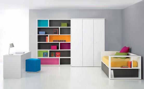 Cool junior room design ideas home interior design for Junior room decor ideas