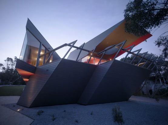 K House Experimental House Design