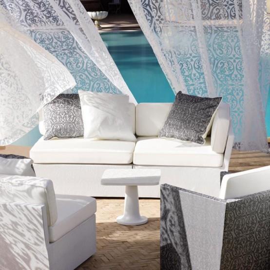Kettal Modular Outdoor Furniture