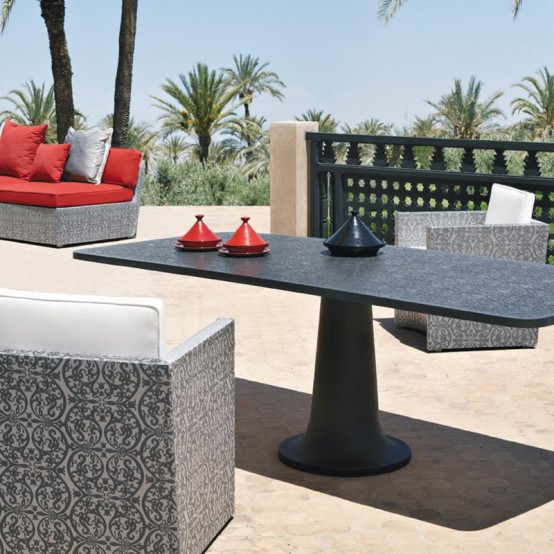 Kettal Modular Outdoor Furniture