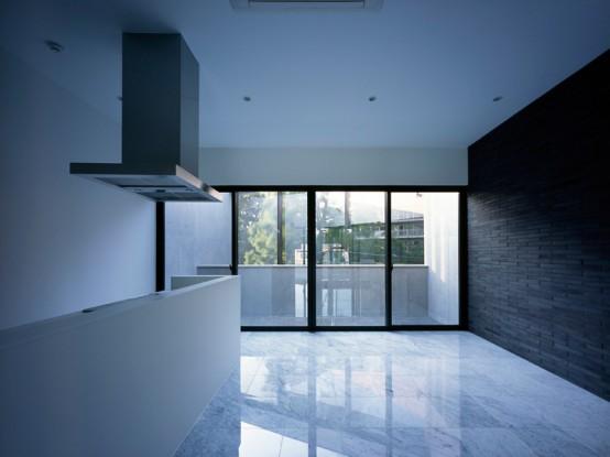 Kg House Dark Interior