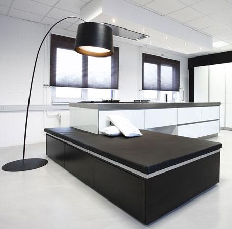 Kiche Concept Glasoptik Waiss