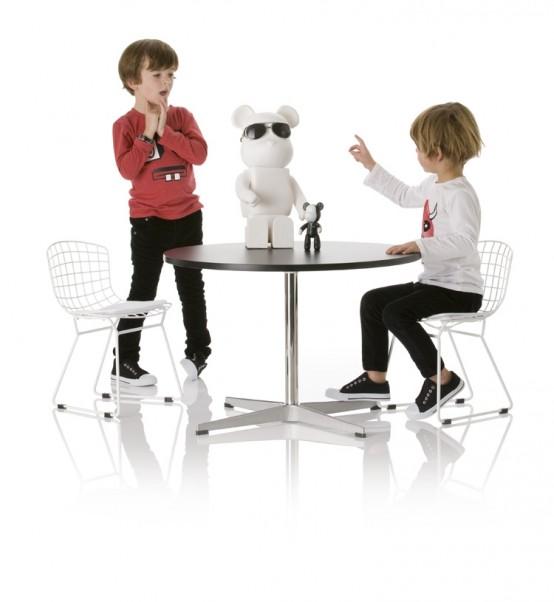 Kids Bertoia Childs Chair