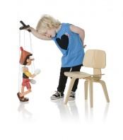 Kids Lounge Chair Wood
