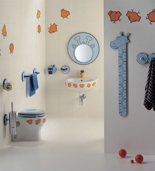 cheerful kids bathroom design ideas 15 cute kids bathroom decor ideas