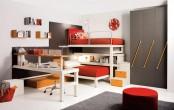 kids loft double beds