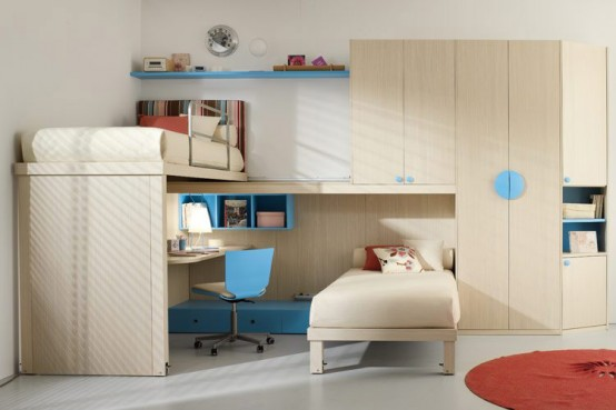 kids double beds
