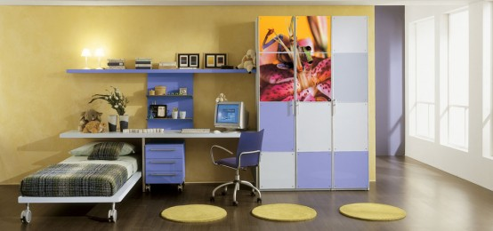 Display – Customizable Wardrobe For Kids Bedroom