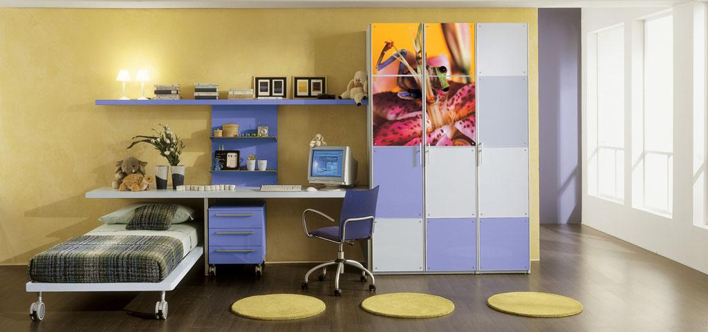 Display – Customizable Wardrobe For Kids Bedroom
