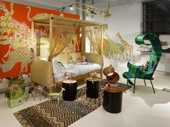 Kids Playroom   Afrika Room